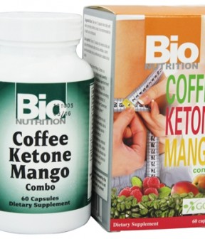 Bio Nutrition Inc Coffee, Ketone, Mango Combo