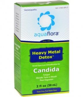 Aqua Flora Heavy Metal Detox