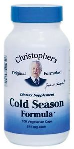 Christopher's Original Formulas Cold Season Immune Formula