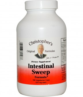 Christopher's Original Formulas Intestinal Sweep