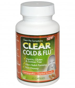 Clear Products Clear Cold & Flu