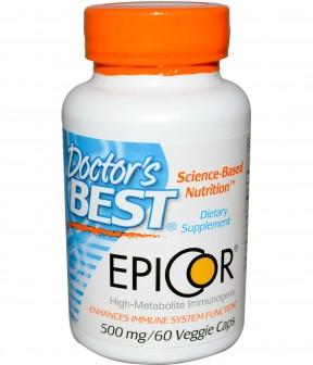 Doctor's Best Epicor 500mg