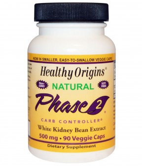 Healthy Origins Phase 2 Carb Controller