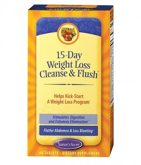 Nature's Secret 15 Day Weight Loss Cleanse