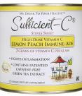 Sufficient C Lemon Peach Vitamin C Immune-ade