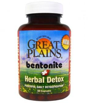 Yerba Prima Great Plains Bentonite + Detox